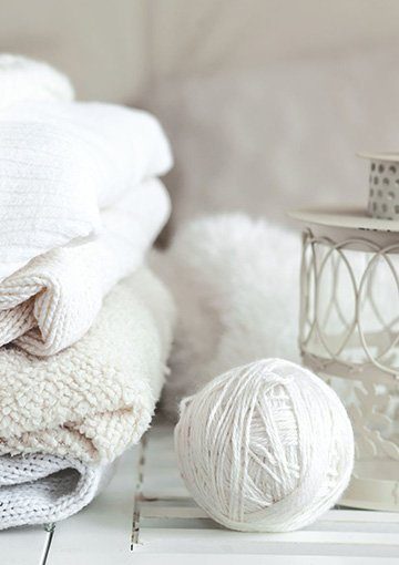{Ideas & Inspiration} Fall/Winter Trends >> White Luxury